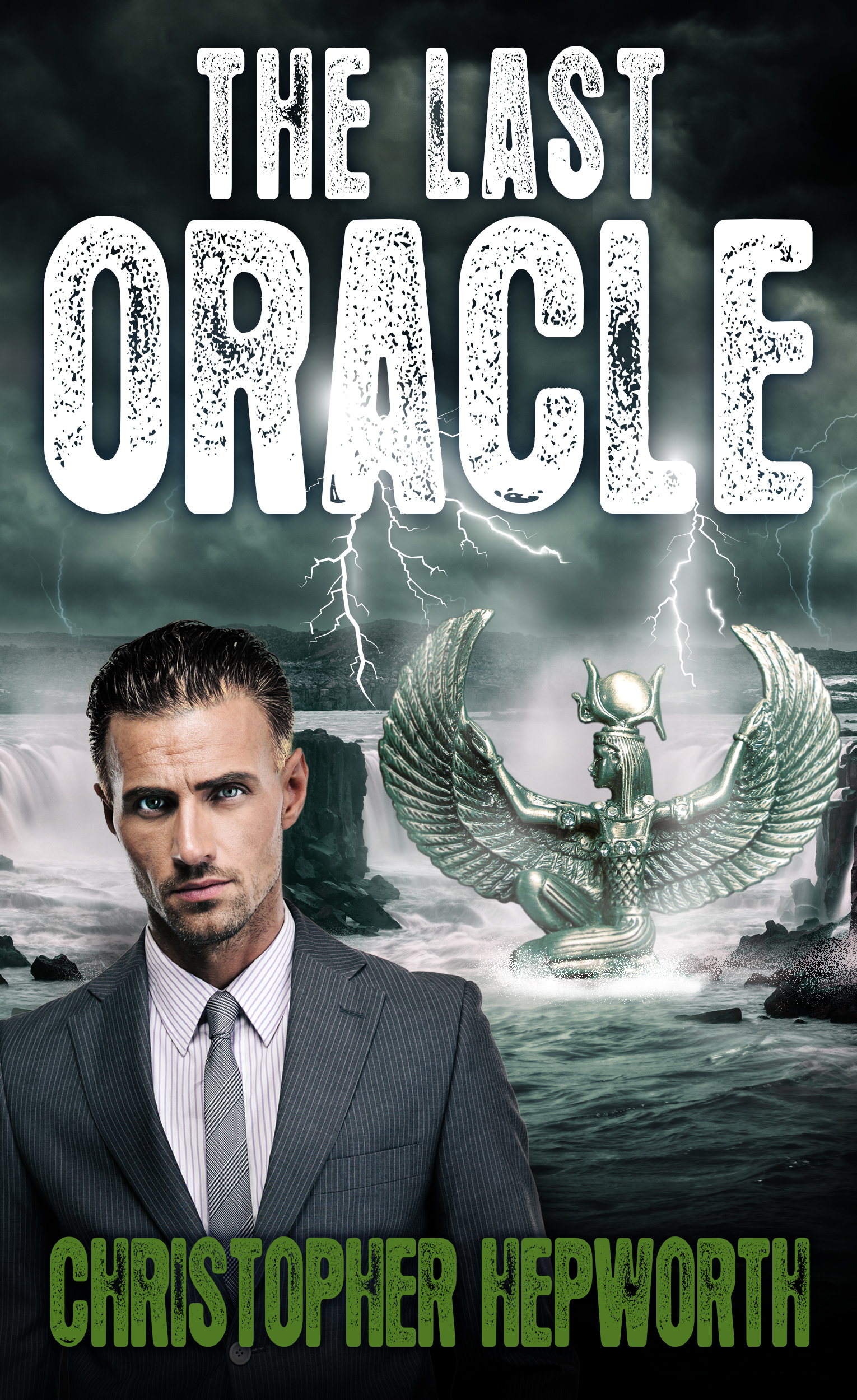 The Last Oracle: A Climate Fiction Thriller